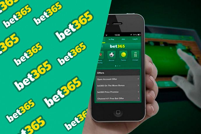 Bet365 mobile APK para Android