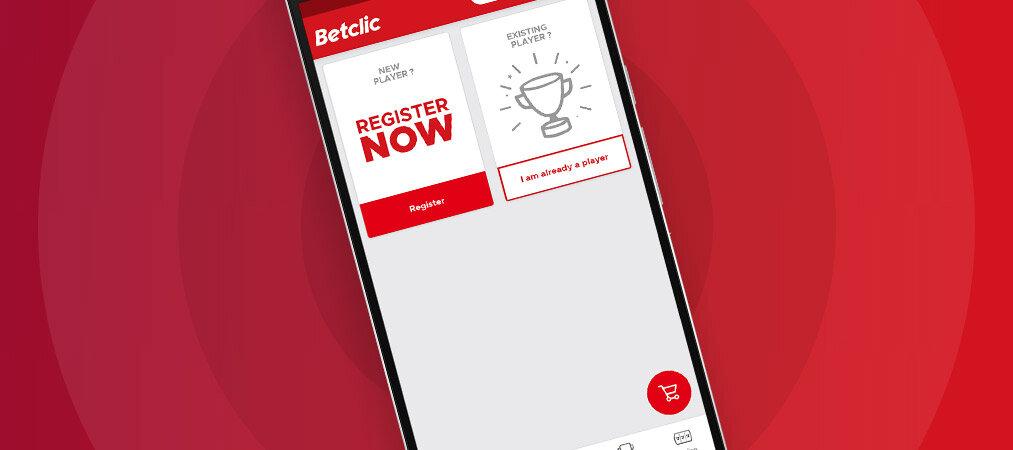 Betclic app download para Android