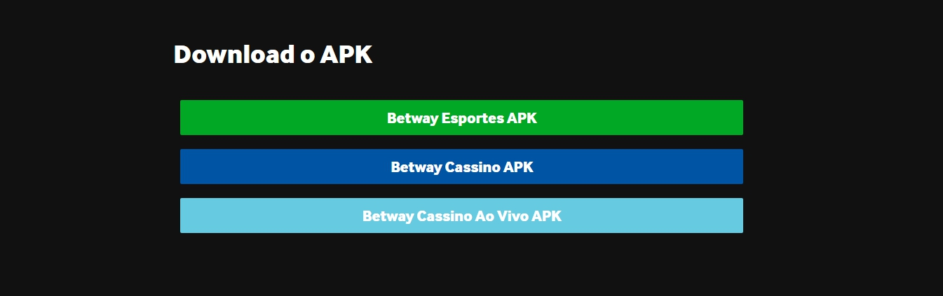 Como baixar Betway apk para Android.